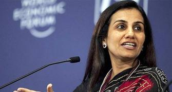 Chanda Kochhar to stay on leave; ICICI appoints new COO