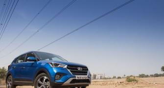 Hyundai Creta makes for a great buy in the compact SUV segment