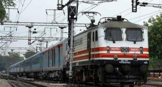 What's cooking at Indian Railways?