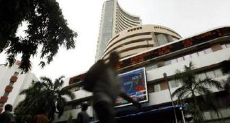 Sensex ends 2018-19 with 17.3% gains, most since 14-15