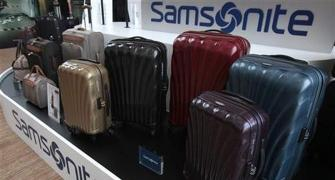 How Samsonite plans to expand market share