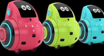Emotix, a Mumbai-based startup launches personal robot for kids