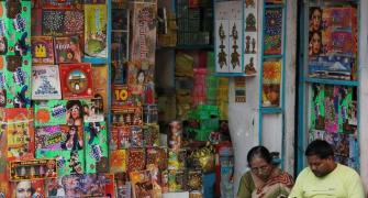Sivakasi, home of fireworks, is losing its spark