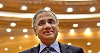 Salil Parekh: 'Infosys is building a business for the future'