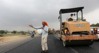 Road building in India is cheapest among Asian nations