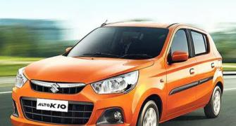 Maruti Alto K10 to be costlier by up to Rs 23,000