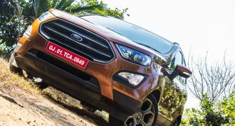 Ford EcoSport is still one of the best compact SUVs