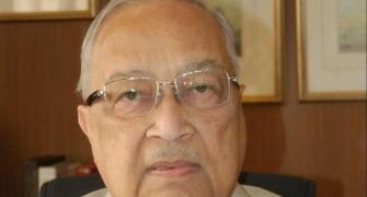 At 92, B M Khaitan quits as Eveready chief