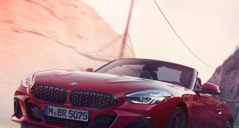 BMW Z4 M 40i is a highway star