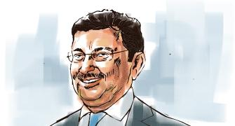 Harsh Lodha back as director in 2 MP Birla group cos
