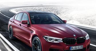 Sixth-generation BMW M5 is monster of a car