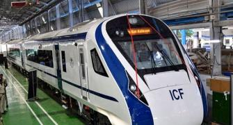 Check out the route of Train 18, India's 1st engine-less train