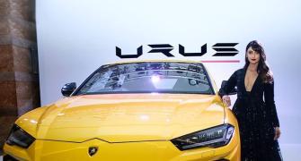 The Lamborghini Urus is completely revolutionary