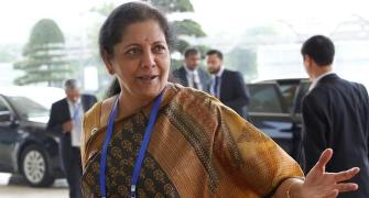 Sitharaman to unveil Rs 20 lakh cr stimulus at 4 pm