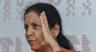 What Sitharaman did after becoming FM
