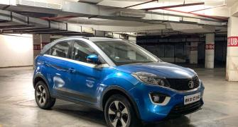Overall Tata Nexon is fun and easy to drive