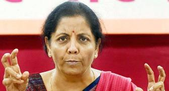 What economists, Sitharaman discussed in Budget meet