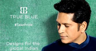 Sachin is a Man in Blue once again