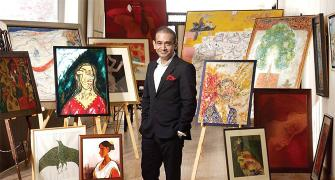 Would you bid for Nirav Modi's art?