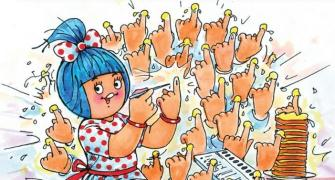 Amul, Santoor, Castrol join election frenzy