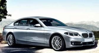 The Rs-59.2 lakh BMW 530i M Sport is in India