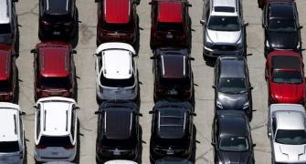 Auto sales stand at six-year low, shows SIAM data