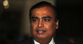 Mukesh's personal cos also selling assets to cut debt