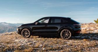 Overall, Porsche Cayenne Coupe is a great package