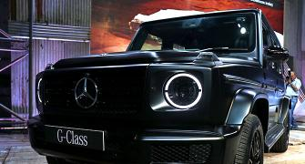 Mercedes G 350 d: The king of off-roaders is here!