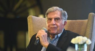 Ratan Tata, the accidental startup investor