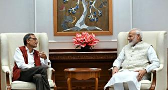 PM meets Abhijit Banerjee, says 'India is proud'
