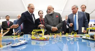 India gives $1 bn line of credit to Russia's Far East