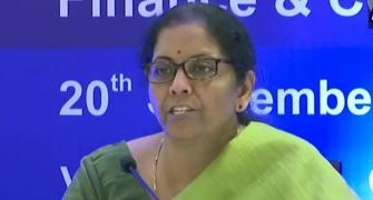 Stimulus 4: Sitharaman slashes corporate tax by 10 pc