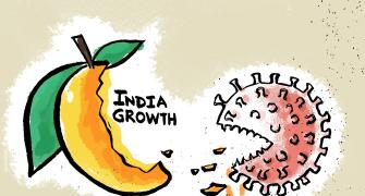 'Indian economy to contract 10% this fiscal'