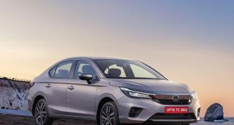 New Honda City takes you back to the future!