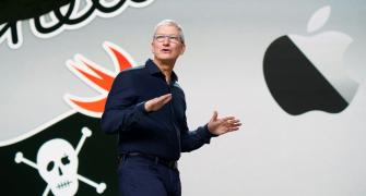 Apple to shift 10% of manufacture to India in 5 years