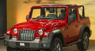 IS Thar the pinch-hitter Mahindra so badly needs?