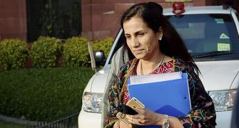 SC rejects Chanda Kochhar's appeal against termination