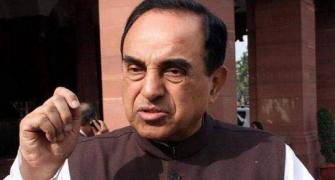 Subramanian Swamy wants CBI to probe RBI
