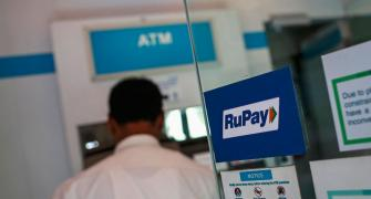 RuPay takes on Visa, Mastercard with some govt help