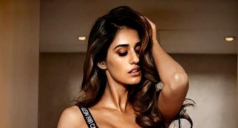 Why Disha Patani hates herself!