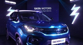 Tata Motors launches e-Nexon, 4 more EVs on anvil