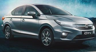 Honda drives in all new City priced at Rs 10.9 lakh