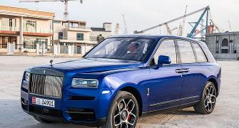 Rolls-Royce Cullinan is truly a work of art