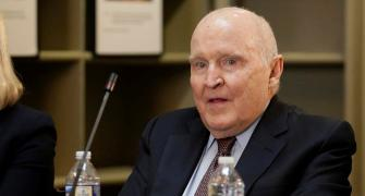 Jack Welch, CEO of CEOs, passes into the ages