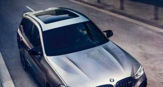 BMW drives in X3 M SAV priced at Rs 99.9 lakh