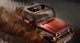 M&M to deliver 1K units of new Thar SUV during Diwali