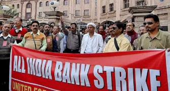Bank operations may be hit by Thursday's strike