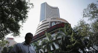 Sensex drops 110 pts; RIL, IT stocks weigh