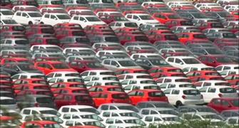 Maruti reports 30.8% y-on-y rise in September sales